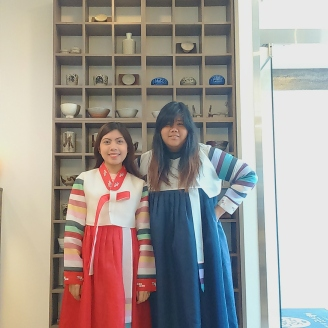 Free hanbok experience at Sieoso