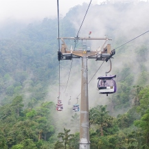 Genting Highlands: Genting Skyway