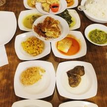 Lunch at Sari Ratu, Plaza Indonesia Mall