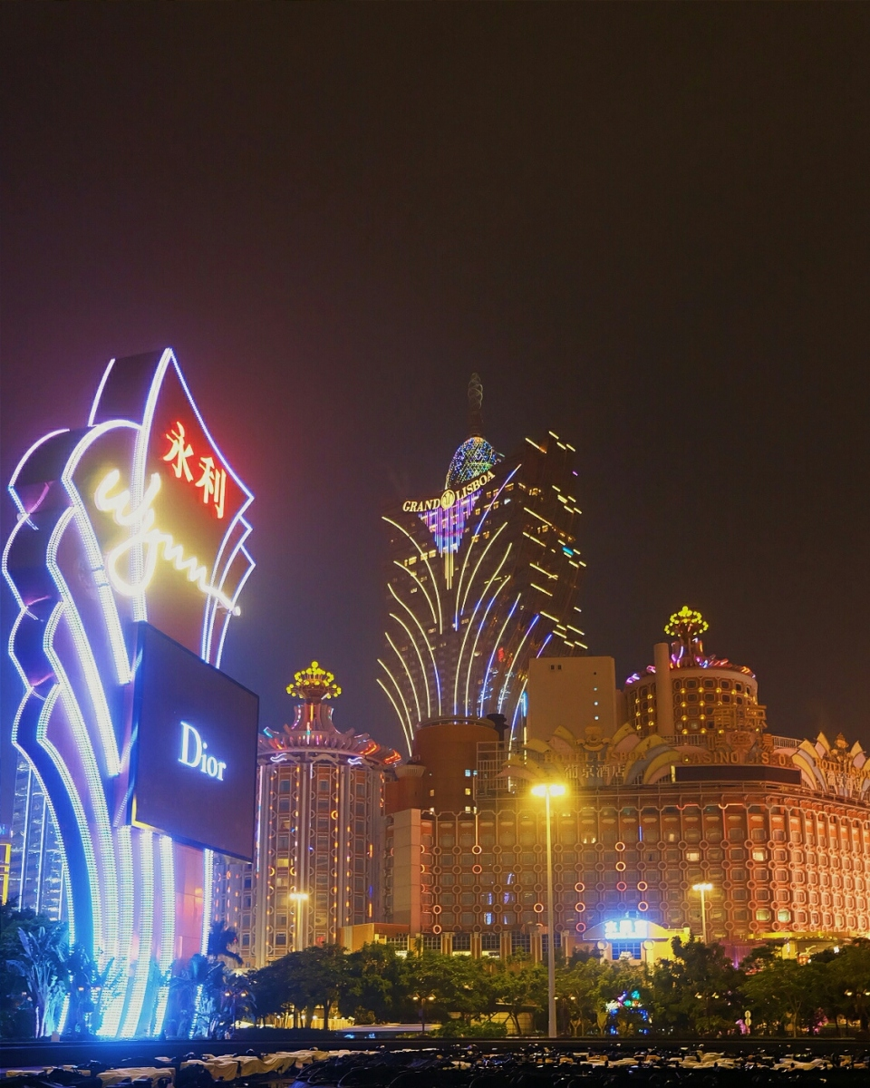 Macau Peninsula casinos