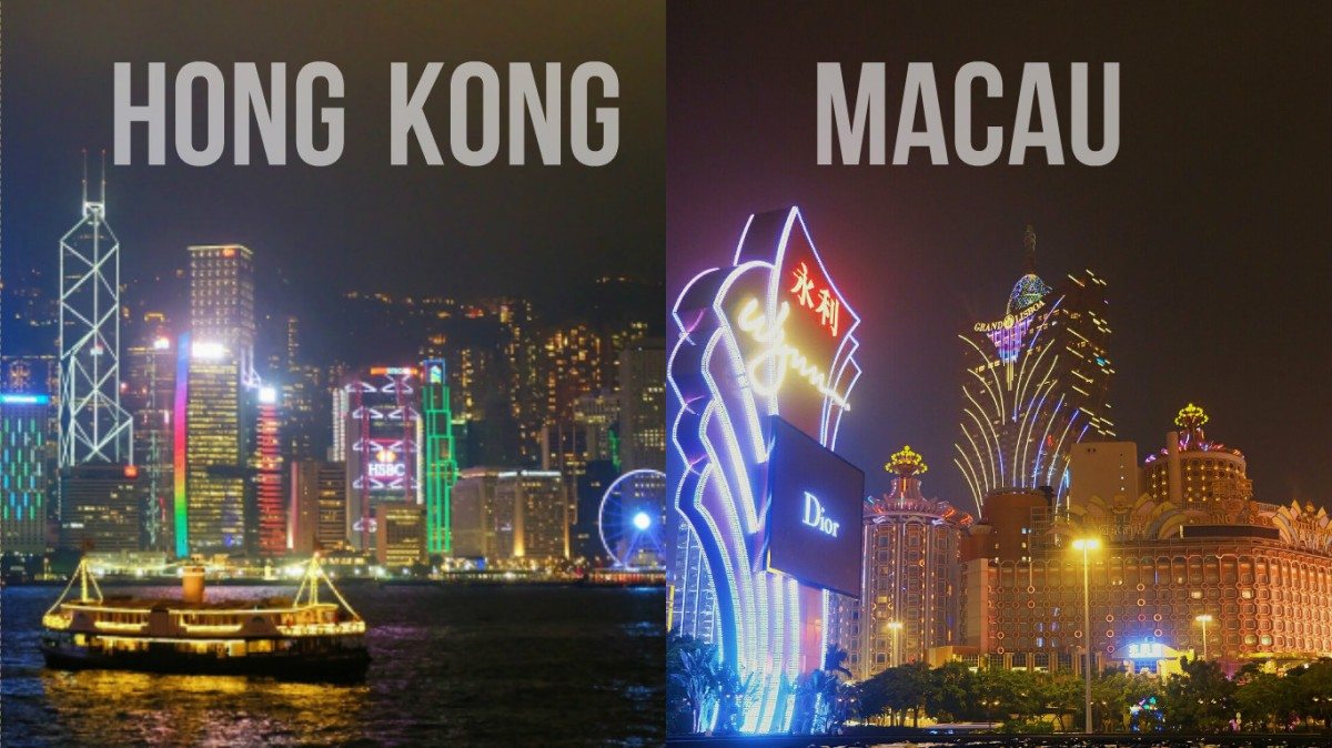 Hong Kong Macau A Beginners Travel Guide 5 Day Itinerary And Tiket Cotaijet Ferry Round Trip Hongkong Budget Iris In Wanderland