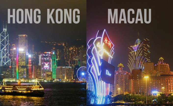 HONG KONG & MACAU – A Beginner's Travel Guide: 5-Day