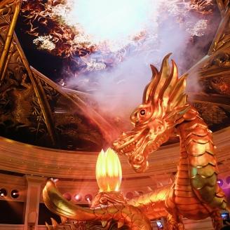 Dragon of Fortune at Wynn Macau